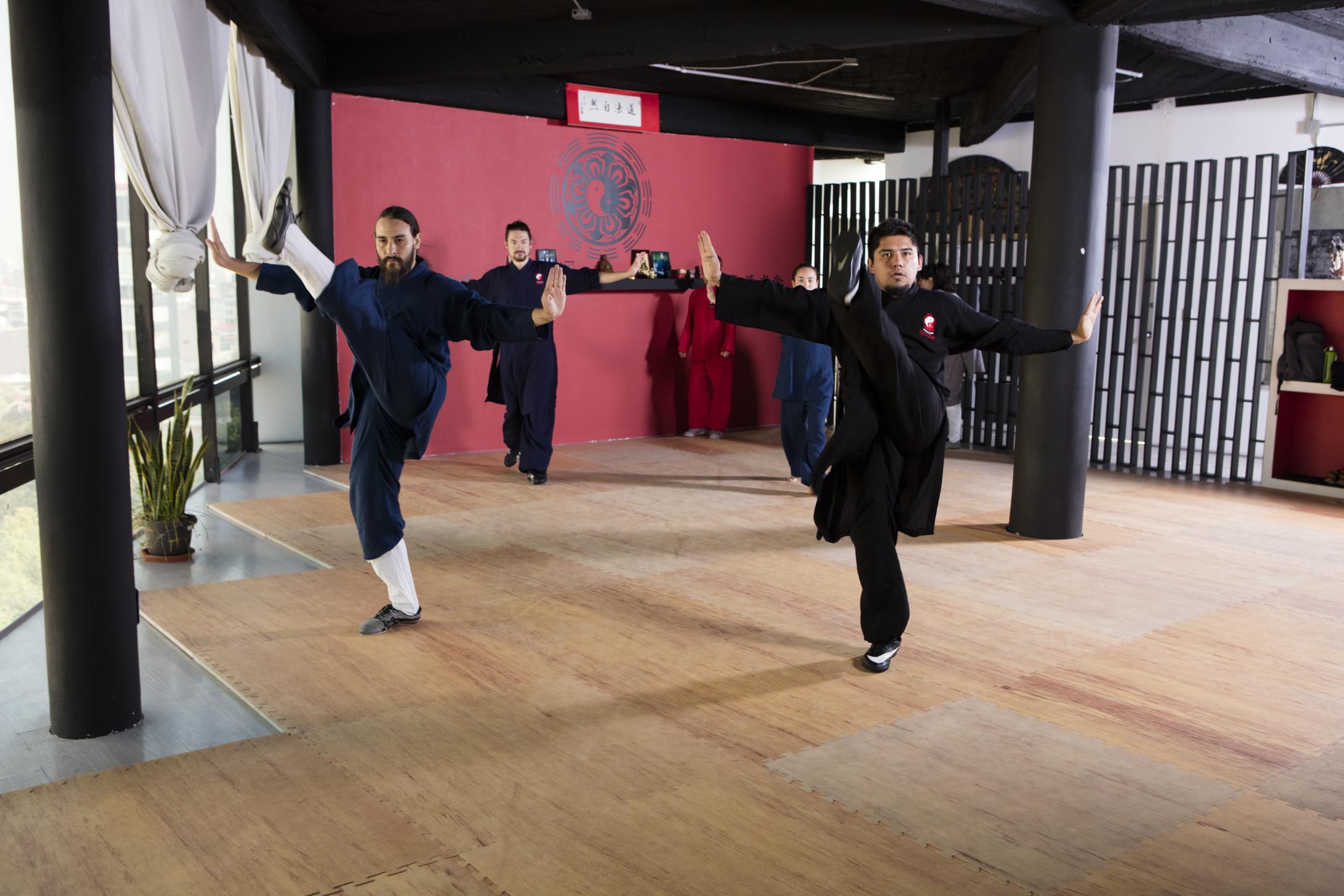 kung fu , taichi